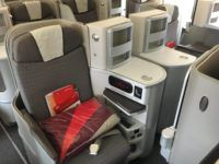 iberia business class a340 600 doppelsitz gang