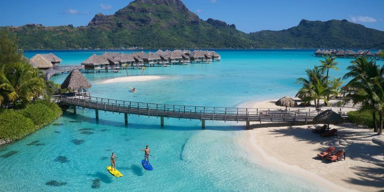 intercontinental bora bora resort thalasso spa copyright