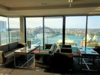 intercontinental sydney club lounge