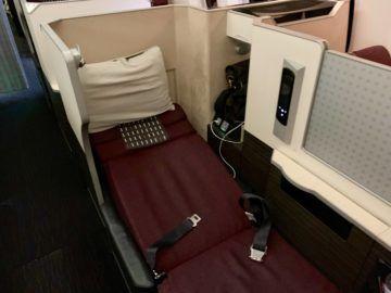 jal business class sky suite 787 8 bett 1