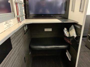 jal business class sky suite 787 8 fussraum 1