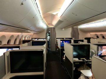 jal business class sky suite 787 8 kabine 3