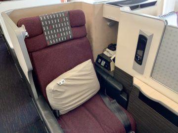 jal business class sky suite 787 8 sitz 2