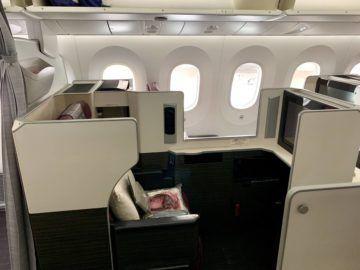 jal business class sky suite 787 8 sitz 6