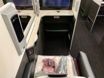 jal business class sky suite 787 8 sitz 8