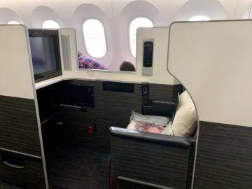 jal business class sky suite 787 8 sitz 9