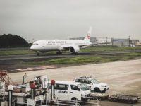 japan airlines flugzeug