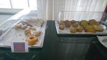 Donuts und Muffins