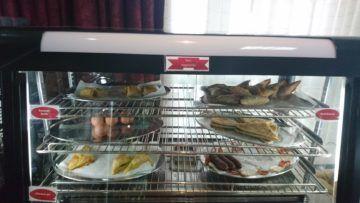 herzhafte Speisen aus Uganda