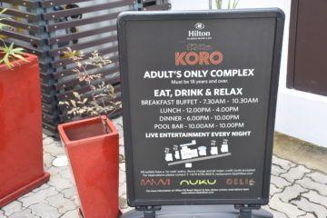 koro restaurant
