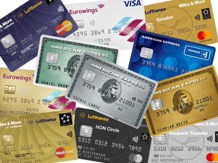 kreditkarten meilen sammeln