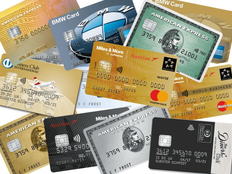 kreditkarten meilen sammeln oesterreich