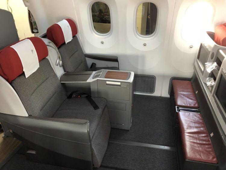 latam business class boeing 787 9 sitzreihe5
