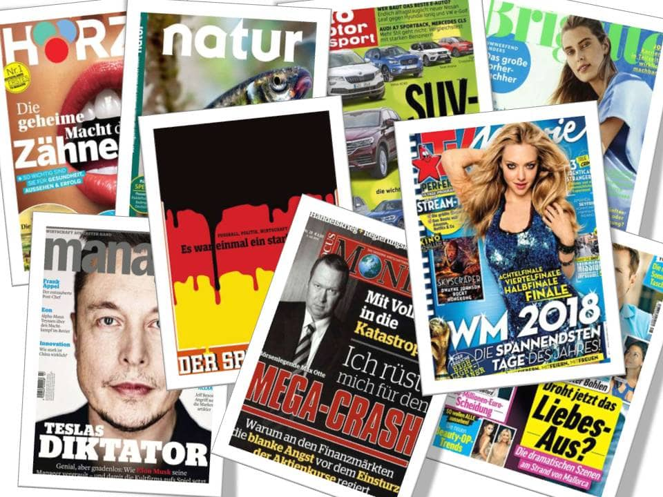 leserservice abos zeitschriften miles and more