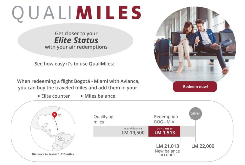 lifemiles qualimiles