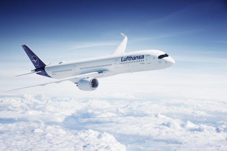 lufthansa airbus a350 900 copyright