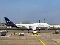 lufthansa boeing 747 flugzeug