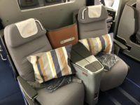 lufthansa business class a350 sitz