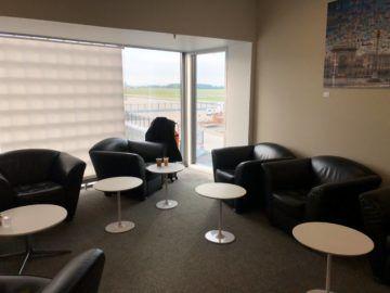 lufthansa business lounge bremen sitzbereich in der lounge