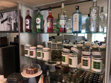 lufthansa business lounge bremen tee hochprozentiger alkohol