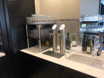 lufthansa panorama lounge frankfurt a26 auswahl bier