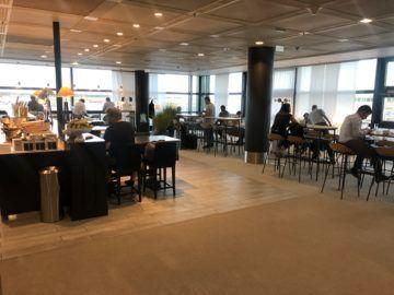 lufthansa panorama lounge frankfurt a26 hauptbereich lounge