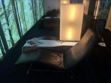 lufthansa senator lounge frankfurt a liegen