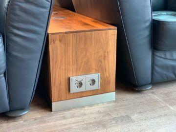 lufthansa senator lounge frankfurt c16 steckdosen