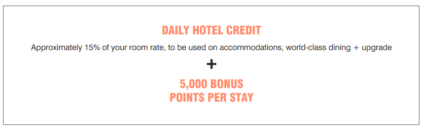 Marriott Asia Pacific Promotion Benefits