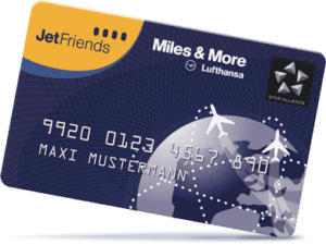 miles and more jetfriends frequent traveller
