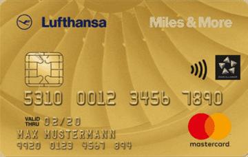 15.000 Meilen mit der Miles & More Gold Kreditkarte