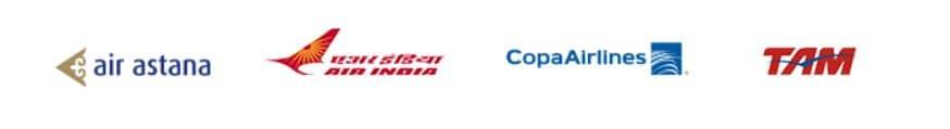 Airlines für die eine Telefon-Buchung von Prämienflügen erforderlich ist (Quelle: miles-and-more.com)