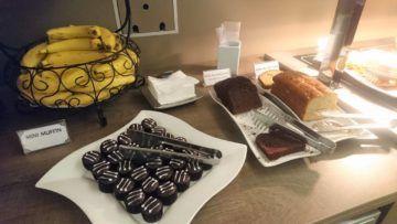 obst und kuchen hanaq vip lounge lima