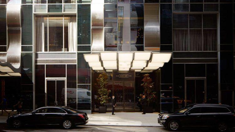 Das Park Hyatt New York gehört zu den 10 besten Hyatt Hotels