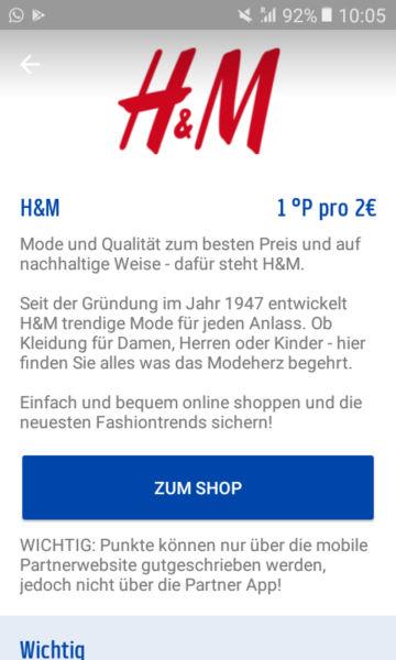 payback app online shop