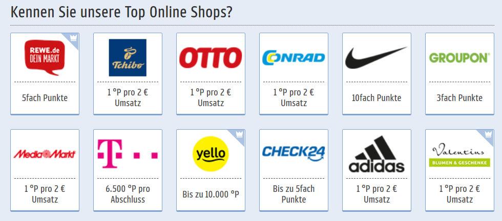 payback partner uebersicht beliebtesten online shopy