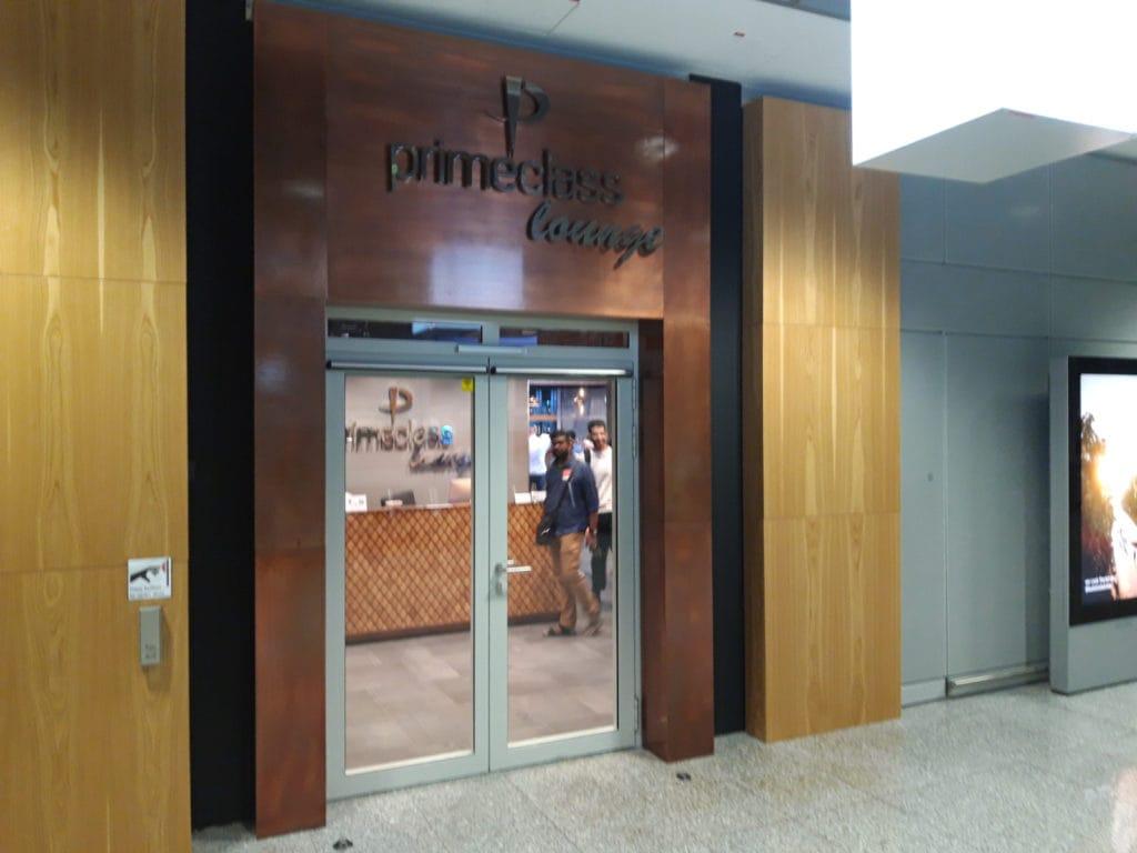 Primeclass Lounge Frankfurt
