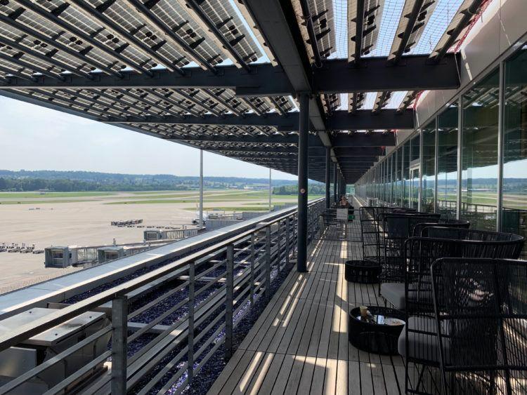 primeclass lounge zuerich terminal e terrasse 3