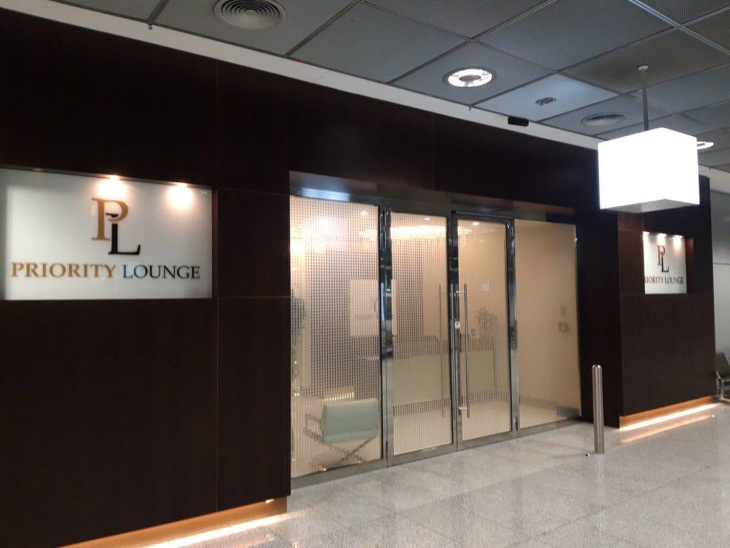 Priority Lounge Frankfurt