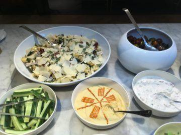 qantas london lounge londonheathrow salat2