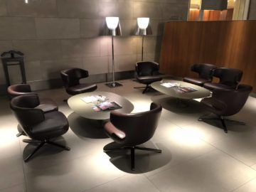 qatar airways al mourjan business class lounge sitzoption10