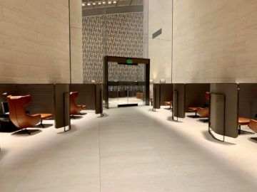 qatar airways al safwa first class lounge doha arbeitsplaetze