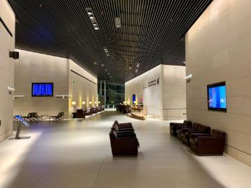 qatar airways al safwa first class lounge doha lobby 4