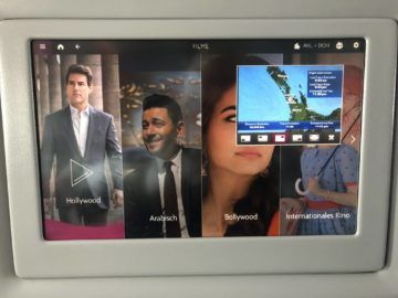 qatar airways business class boeing 777 200lr bild in bild