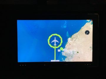 qatar airways first class a380 flightshow 4