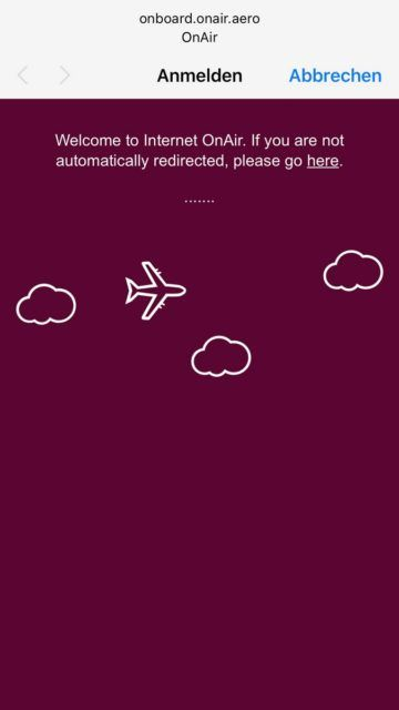 qatar airways first class a380 internet 1