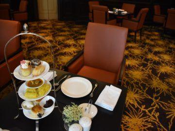 ritz carlton kuala lumpur club lounge afternoon tea