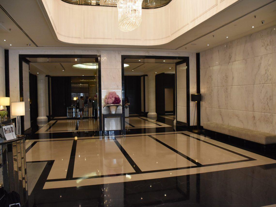 Ritz-Carlton Kuala Lumpur Lobby