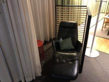 SAS Gold Lounge Oslo-Gardermoen Liegen