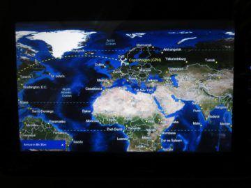 sas business class a340 flightshow 1